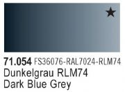 Model Air - Dark Grey Blue 054 <br>Vallejo71054